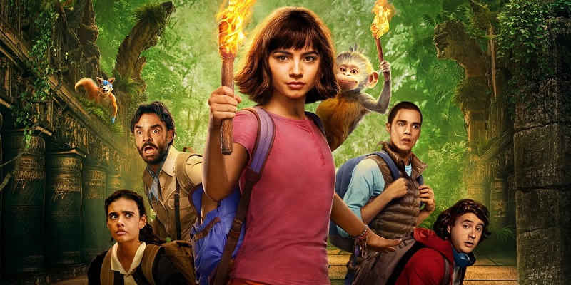 Sinopsis Film Dora and Lost City of Gold