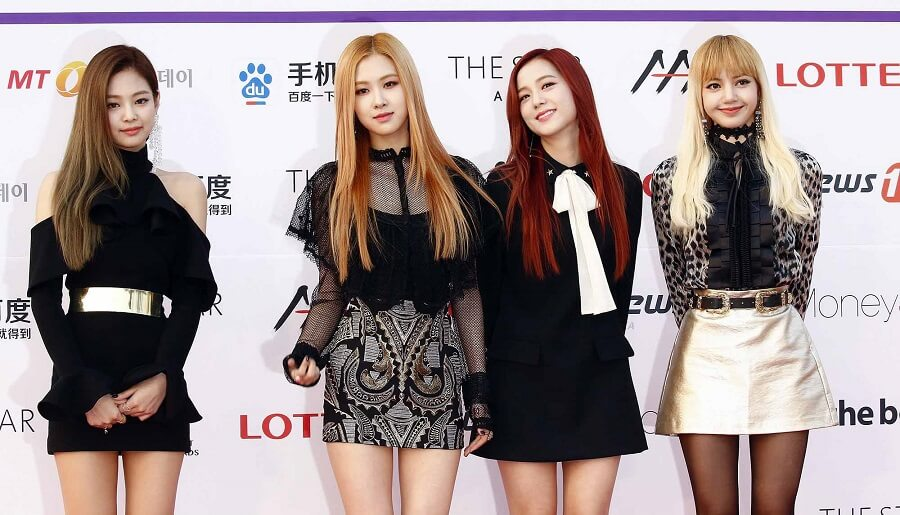 Profil & Fakta BLACKPINK, Monster Rookie dari YG Entertainment