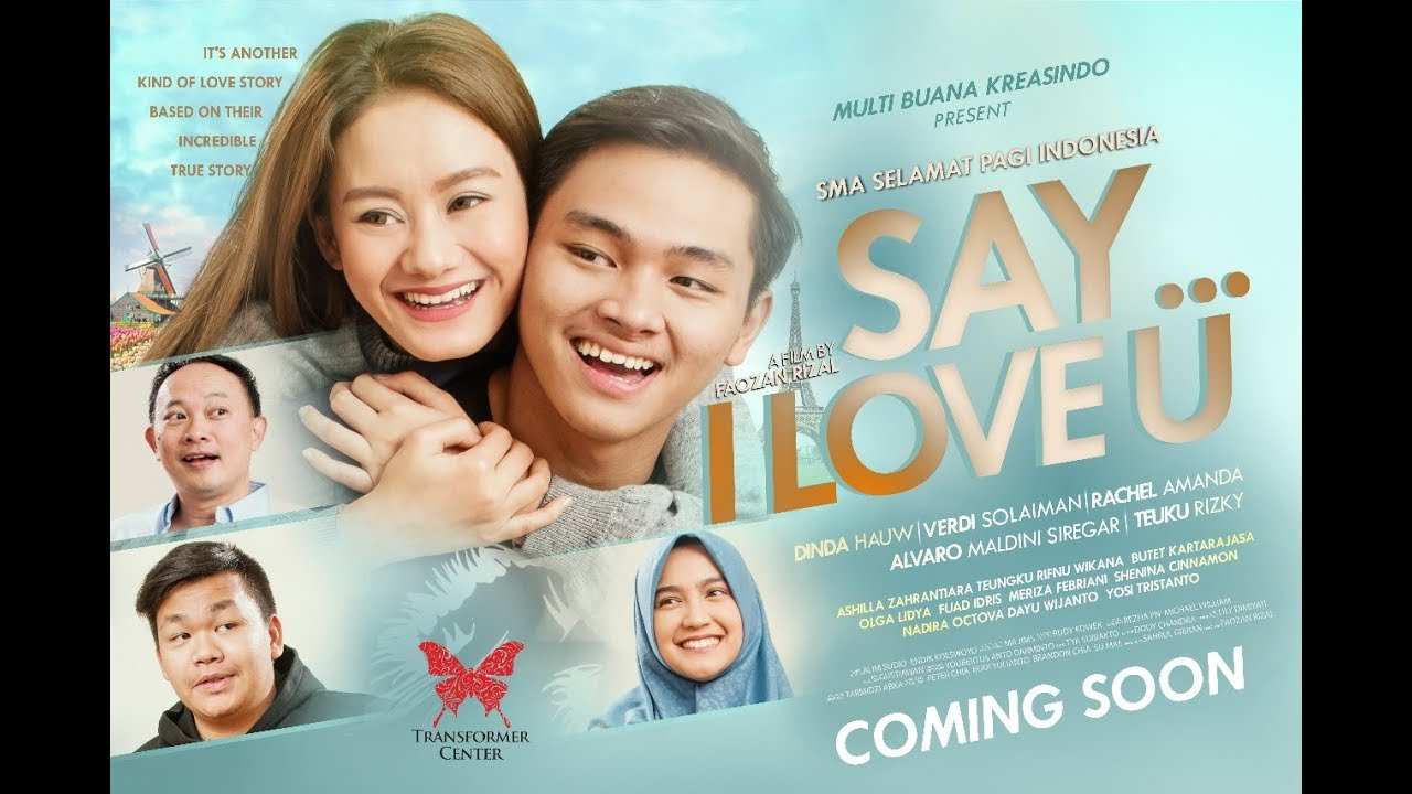 4 Fakta Say I Love You, Film Remaja Diadaptasi Dari Kisah Nyata