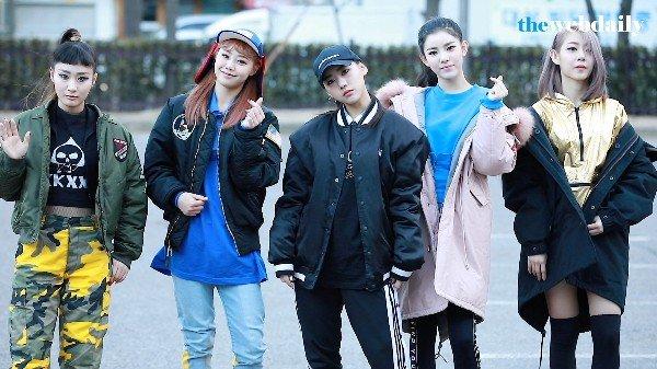 BIodata & Profil Anggota GIRLKIND, Grup dari Next Level Entertainment