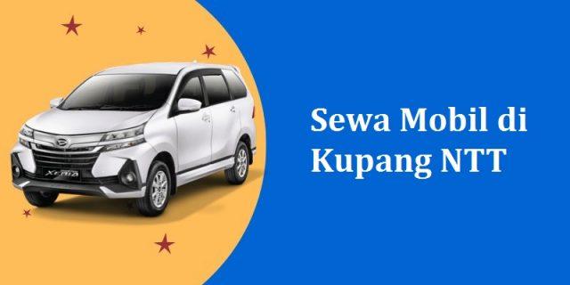Sewa mobil di Kupang