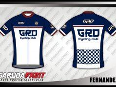 Desain Kaos Sepeda Balap