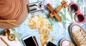 perjalanan wisata tour dan trip