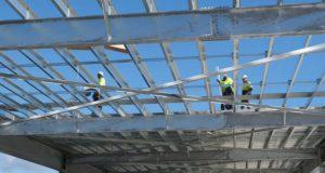 Perhitungan Instalasi Bangunan Besi Baja Wf