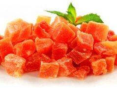 cara membuat manisan pepaya kering tanpa natrium benzoat