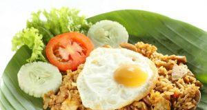 Resep Serta Cara Membuat Nasi Goreng Telur Enak