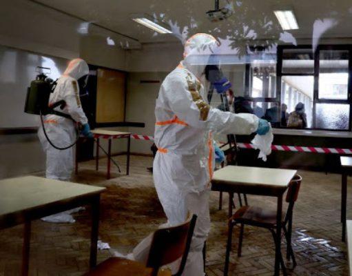 Cairan Disinfektan Harga Murah 30 Liter Bisa Digunakan Setiap Saat