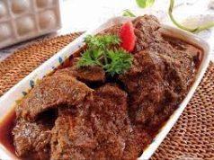 resep rendang daging jawa