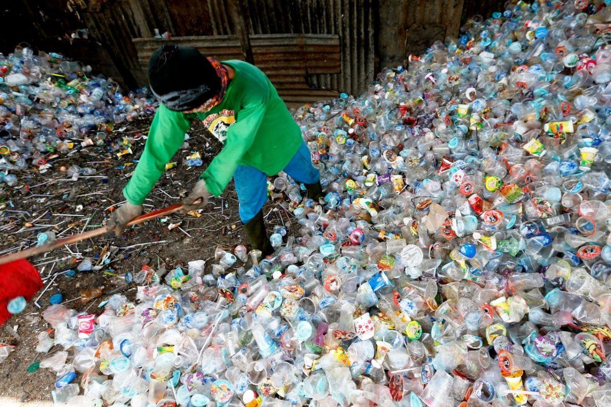 jenis jenis plastik yang bisa didaur ulang