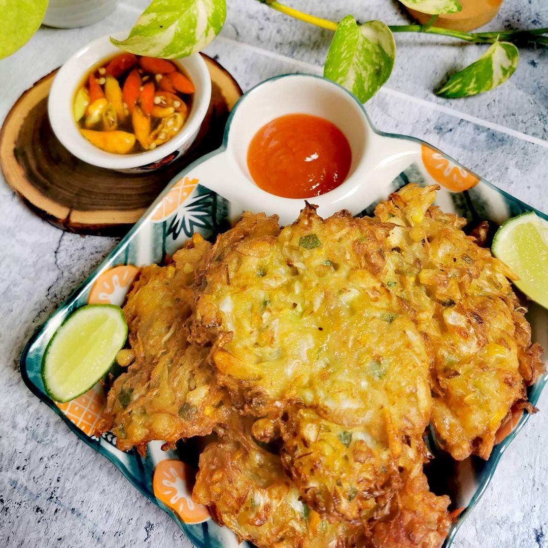 Bala Bala Ayam Porong