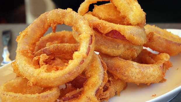 Cara Membuat Onion Ring Crispy